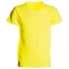 t-shirt manica corta slubby jersey fluo Neutral Discovery Payper
