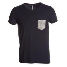 t-shirt manica corta con taschino slubby jersey Discovery Pocket colorato Payper
