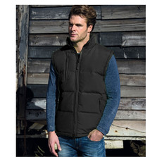 Gilet Result Hooded bodywarmer