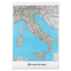 cartina italia personalizzata