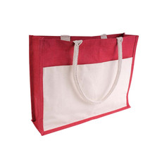 Shopping bag in juta