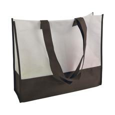 shopper personalizzato bicolore