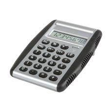 Calcolatrice con tasti in gomma personalizzata
