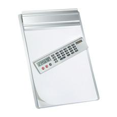 Porta blocco con calcolatrice personalizzato