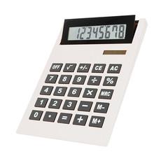 maxi calcolatrice personalizzata 8 cifre