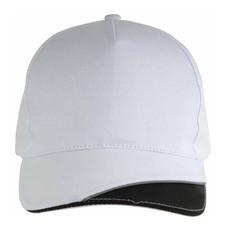 Cappellino in cotone personalizzato
