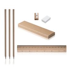 set di matite brandizzato