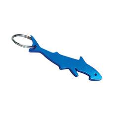 portachiavi apribottiglie a forma di squalo
