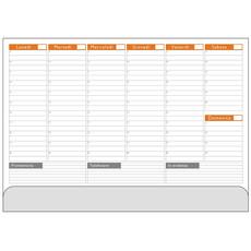 Planning Base settimanale da scrivania non datata