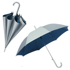 ombrello stampato silver