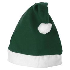 Cappello Babbo Natale - colore Verde/Bianco