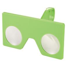 Mini occhiali per la realtà virtuale con clip - colore Lime