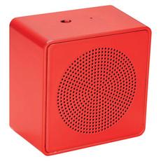 Speaker Bluetooth portatile - colore Rosso