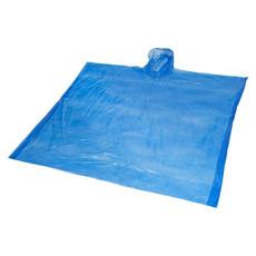 Poncho monouso con pouch - colore Blu Royal