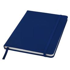 Notebook A5 con 96 fogli a righe - colore Navy