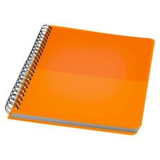 Notebook A5 con spirale - colore Arancio