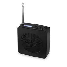 Radiosveglia DAB/FM - colore Nero