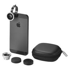 Set lenti per smartphone - colore Nero