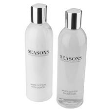 Set bagno & corpo Alden - colore Bianco