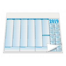 base settimanale con calendario personalizzata
