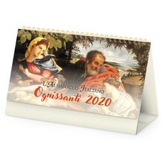 Calendario da tavolo Ognissanti 2020
