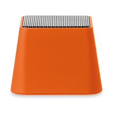 Mini casse bluetooth con led colore arancio MO8396-10