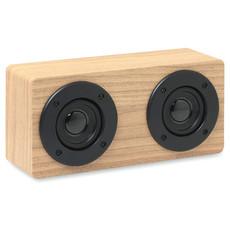 Speaker Bluetooth 2x3W 400 mAh colore legno MO9083-40