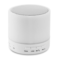 Speaker Bluetooth in ABS 450mAh colore bianco MO9062-06