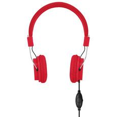 Cuffia con isolamento suono colore rosso MO8731-05