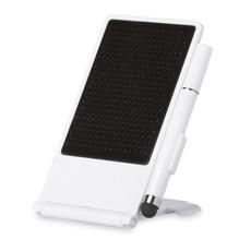 Supporto per smartphone pieghevole antiscivolo colore bianco MO8001-06