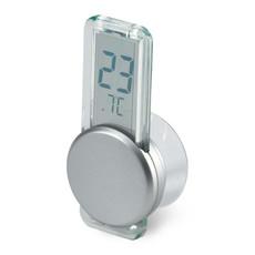 Termometro digitale da tavolo con ventosa colore argento KC2444-14
