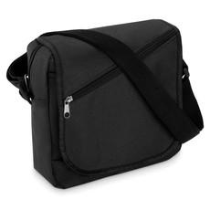 Citybag con tracolla e chiusura a zip colore nero MO8961-03
