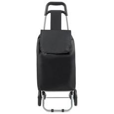 Trolley spesa richiudibile colore nero MO9269-03