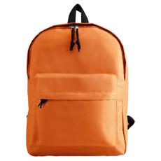 Zaino con tasca esterna con zip colore arancio KC2364-10