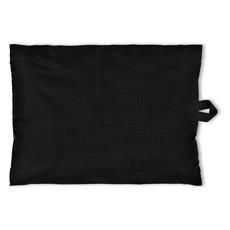 Cuscino da viaggio gonfiabile colore nero MO8542-03