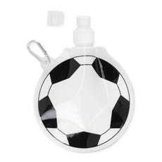 Bottiglia morbida a forma di pallone da calcio colore bianco MO8688-06