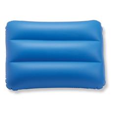 Cuscino da spiaggia gonfiabile in PVC colore blu IT1628-04