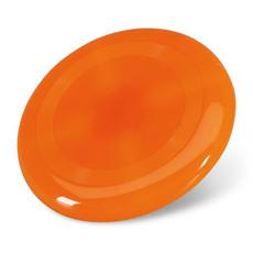 Frisbee da 23 cm in PP colore arancio KC1312-10