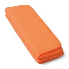 Seduta pieghevole in nylon colore arancio KC6375-10