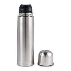Bottiglia termica 50 cl con astuccio in PVC con manico colore argento IT2394-14