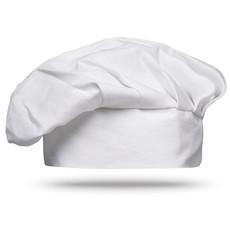 Cappello da cuoco in cotone con chiusura in velcro colore bianco MO8409-06