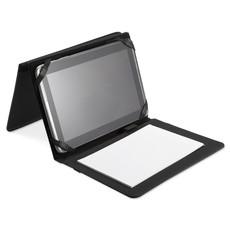 Custodia porta tablet con block notes da 20 pagine colore nero MO8180-03