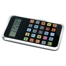 Calcolatrice forma smartphone con tastiera colarata colore multicolor MO7695-99