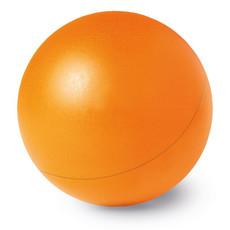 Antistress a forma di palla in PU colore arancio IT1332-10