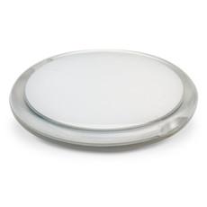 Doppio specchietto rotondo colore trasparente IT3054-22
