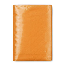 Fazzoletti da 10 fazzoletti colore arancio MO8649-10