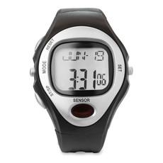 Orologio sportivo digitale con data ora e sveglia colore argento opaco MO8510-16