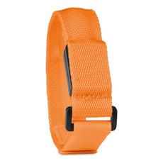 Cinturino riflettente con 3 modalita di luce colore arancio MO9397-10