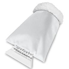 Guanto raschiaghiaccio imbottiti con protezione colore bianco MO7780-06