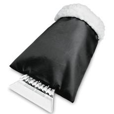 Guanto raschiaghiaccio imbottiti con protezione colore nero MO7780-03
